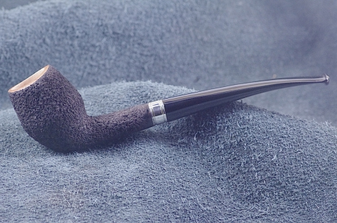 Pipe Pierre Morel CUTTY SILVER EBO