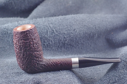 Pipe Pierre Morel CHIMNEY AA SILVER ACRY.