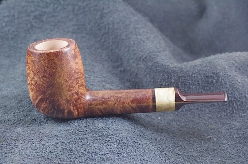 Pipe Pierre Morel NEO AB SADDLE SITTER CUMBERLAND
