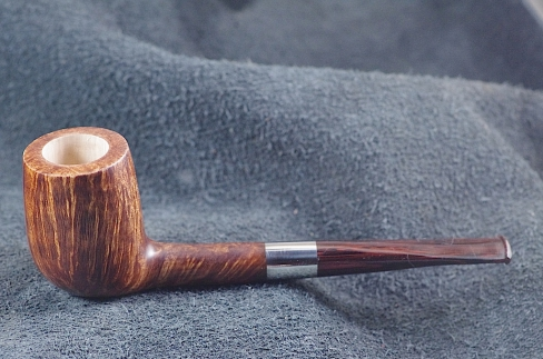 Pipe Pierre Morel NEO SILVER CUMBERLAND
