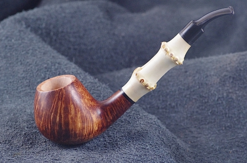 Pipe Pierre Morel BRANDY EBO FL.GRAIN