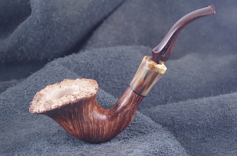 Pipe Pierre Morel DARK JR. AA CUMBERLAND