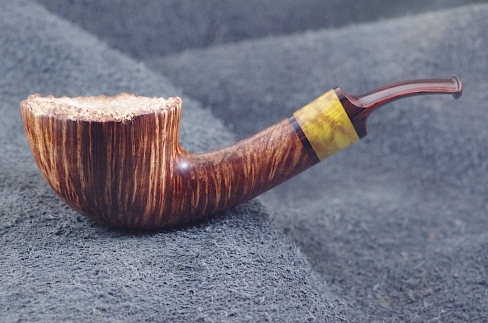 Pipe Pierre Morel MINI FL.GRAIN CUMBERLAND