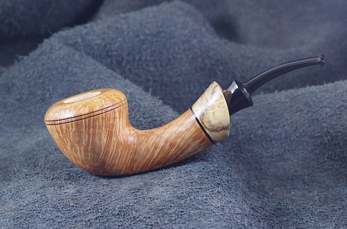 Pipe Pierre Morel BULLCAP MODEL AAA ACRY.