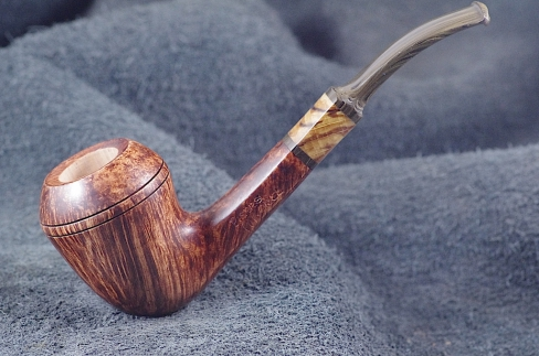 Pipe Pierre Morel PEAR STR.GRAIN CUMBERLAND
