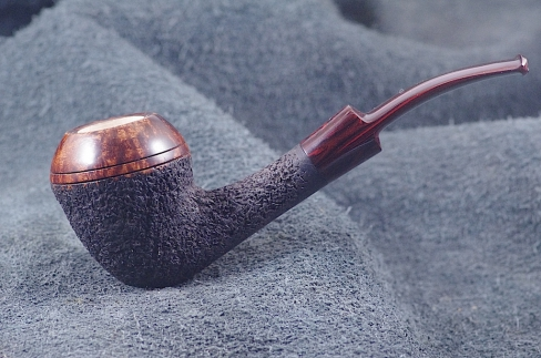 Pipe Pierre Morel PEAR DUO CUMBERLAND 9 mm