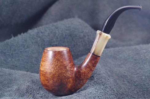 Pipe Pierre Morel EGG AB FULL ROOT CORNE ACRY.