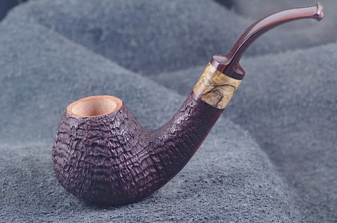 Pipe Pierre Morel BRANDY AA SAFAD CUMBERLAND