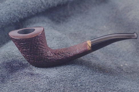 Pipe Pierre Morel ZULU RINGS AA ACRY.