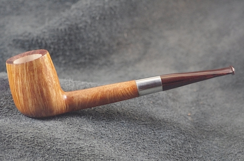 Pipe Pierre Morel AA SILVER SITTER CUMBERLAND