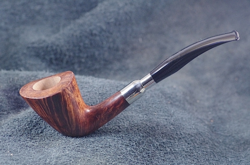 Pipe Pierre Morel DUB AA SILVER SPIGOT ACRY.