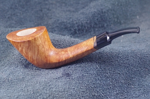 Pipe Pierre Morel ZULU AA MODELE SITTER ACRY SADDLE.