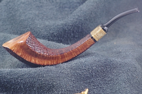 Pipe Pierre Morel HORN DUO ACRY.