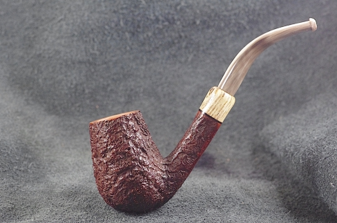 Pipe Pierre Morel BENT AB RAPTOR CORNE