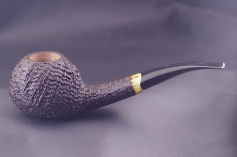 Pipe Pierre Morel Bassine sitter acrylique