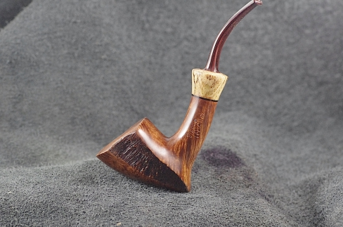 Pipe Pierre Morel E.MINI LIGTH DUO CUMBERLAND