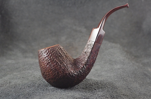 Pipe Pierre Morel BENT JR SHAPE CUMBERLAND