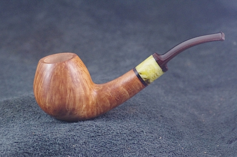 Pipe Pierre Morel BRANDY AA AMBRO. CUMBERLAND