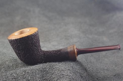 Pipe Pierre Morel DUBLIN SITTER MONTAGE LIGHT  BOCOTE CUMBERLAND