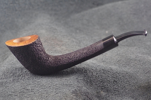 Pipe Pierre Morel ZULU KING SIZE ACRY. 9 MM