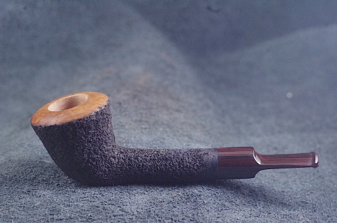 Pipe Pierre Morel DUBLIN SITTER CUMBERLAND 9 mm
