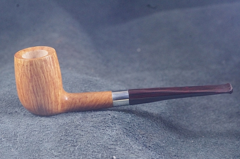 Pipe Pierre Morel NEO JR AAA SILVER SITTER CUMBERLAND