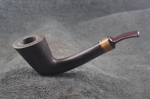 Pipe Pierre Morel DUBLIN FOSSIL SITTER CUMBERLAND