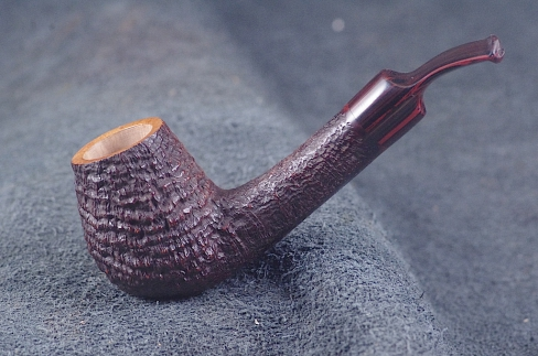 Pipe Pierre Morel BRANDY RINGS CUMBERLAND