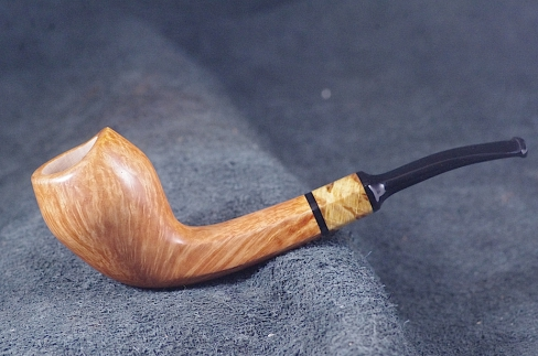 Pipe Pierre Morel CUTTY AA STAB  ACRY