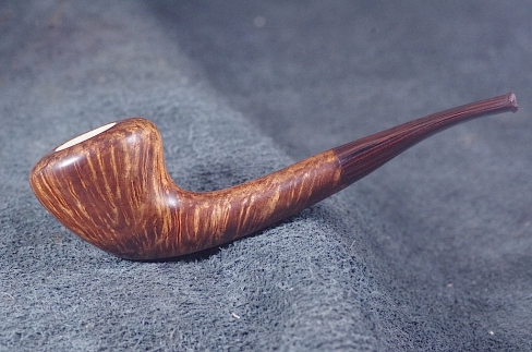 Pipe Pierre Morel OVAL FL.GRAIN CUMBERLAND
