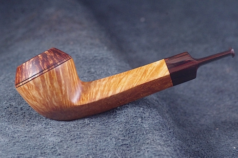 Pipe Pierre Morel BULLDOG DUO STR.GRAIN CUMBERLAND