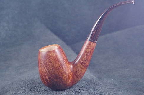 Pipe Pierre Morel BENT XL CLASSIC CUMBERLAND