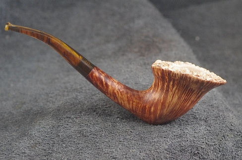 Pipe Pierre Morel ORIGIN JR  FL.GRAIN ECAILLE