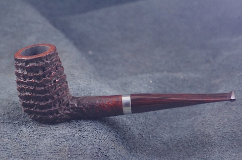 Pipe Pierre Morel NEO AA SILVER SITTER CUMBERLAND