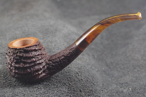 Pipe Pierre Morel APPLE AA ECAILLE