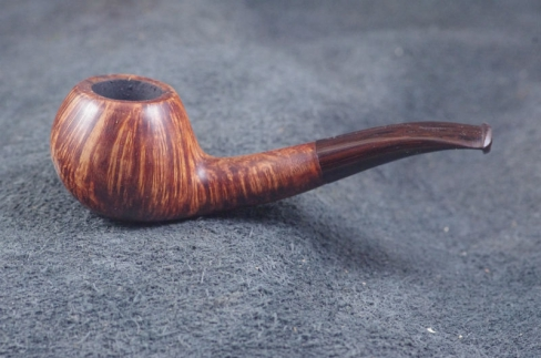 Pipe Pierre Morel MINI TOMATO STR.GRAIN CUMBERLAND