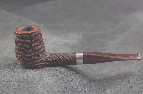 Pipe Pierre Morel NEO RINGS AA SILVER SITTER CUMBERLAND