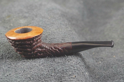 Pipe Pierre Morel PAUSE CAFE RINGS DUO EBO