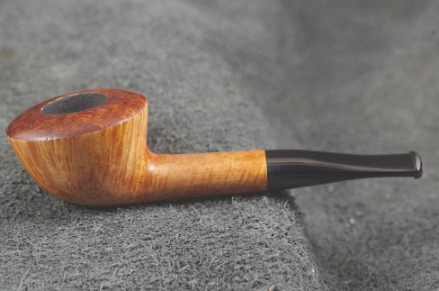 Pipe Pierre Morel MINI FLAT AA DUO SITTER EBO
