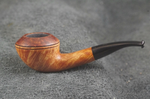 Pipe Pierre Morel MINI RHOD. DUO EBO.