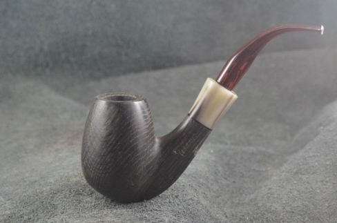 Pipe Pierre Morel EGG FOSSIL CORNE CUMBERLAND