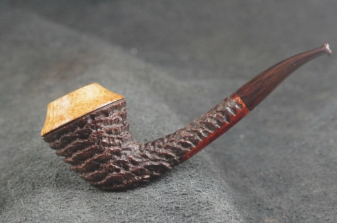 Pipe Pierre Morel DUBLIN SPECIALE DUO CUMBERLAND