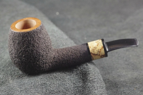 Pipe Pierre Morel BIG MAGMA STAB. ACRY