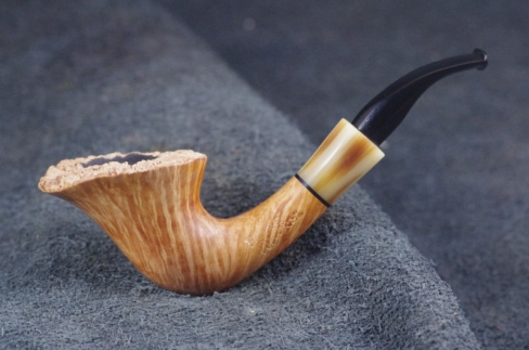 Pipe Pierre Morel MINI CORNE EBO.