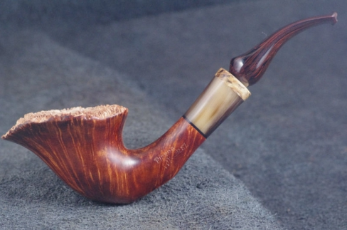 Pipe Pierre Morel DARK JR CORNE CUMBERLAND