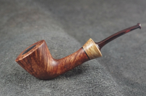 Pipe Pierre Morel DUB. LIGHT CUMBERLAND