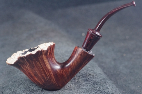 Pipe Pierre Morel ORIGIN FL.GRAIN CUMBERLAND
