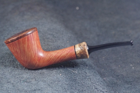 Pipe Pierre Morel DUBLIN PM AAA LIGHT EBONITE