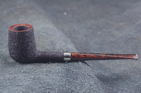 Pipe Pierre Morel NEO SILVER SITTER CUMBERLAND VINTAGE
