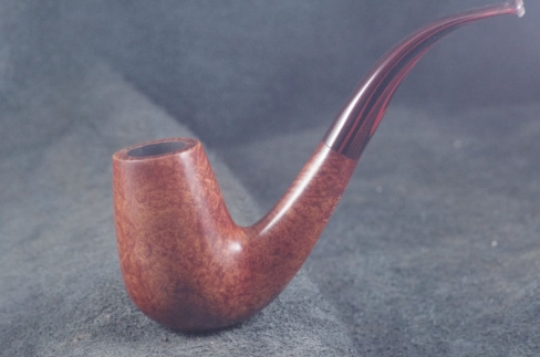 Pipe Pierre Morel B. BENT FULL ROOT CUMBERLAND.